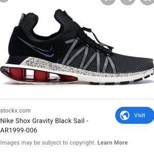 Nike gravity shoes